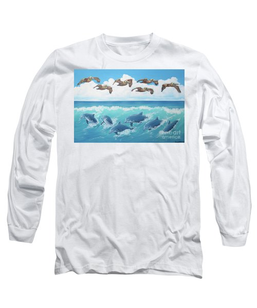 Surf And Soar Long Sleeve T-Shirt