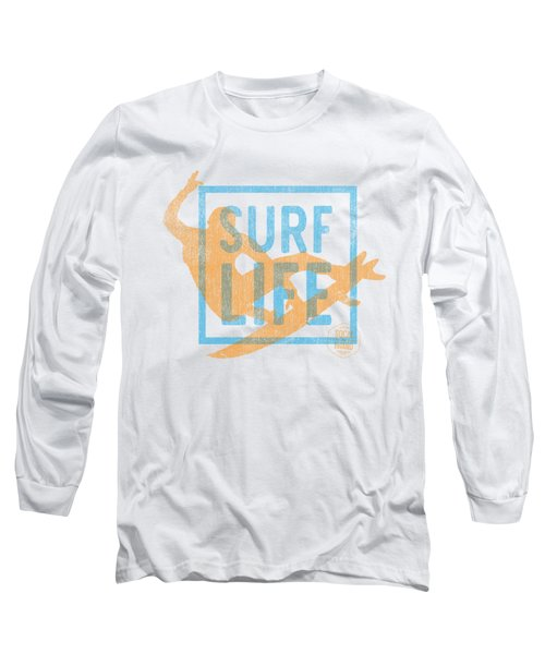 Surf Life 1 Long Sleeve T-Shirt by SoCal Brand