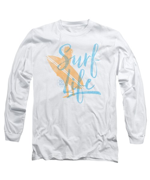 Surf Life 2 Long Sleeve T-Shirt by SoCal Brand