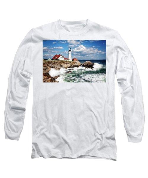 Surf Meets Land Long Sleeve T-Shirt