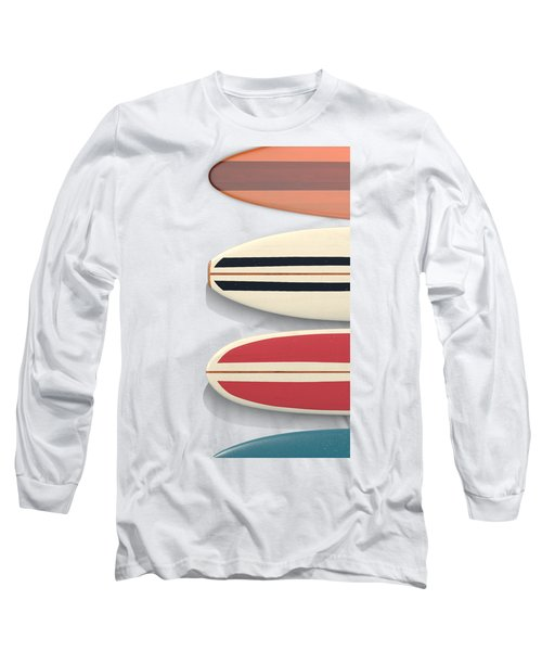 Surfboards Cell Phone Case Long Sleeve T-Shirt