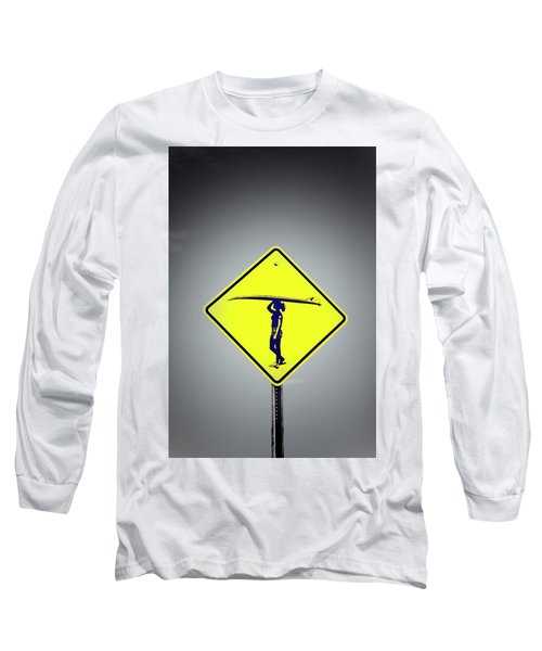 Surfer Girl #3 Long Sleeve T-Shirt