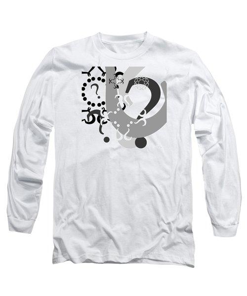 Surprise Long Sleeve T-Shirt by Joseph A Langley