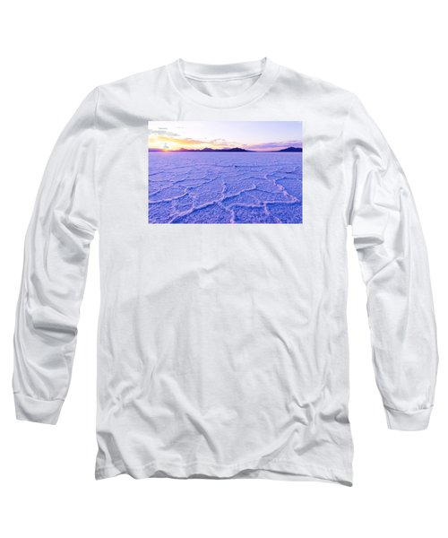 Surreal Salt Long Sleeve T-Shirt