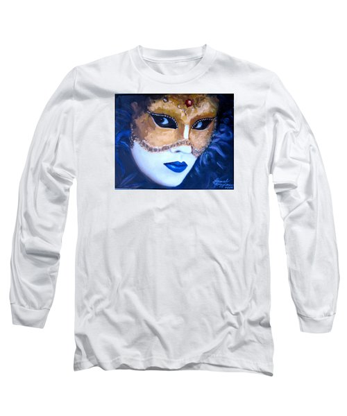Suspicion Long Sleeve T-Shirt