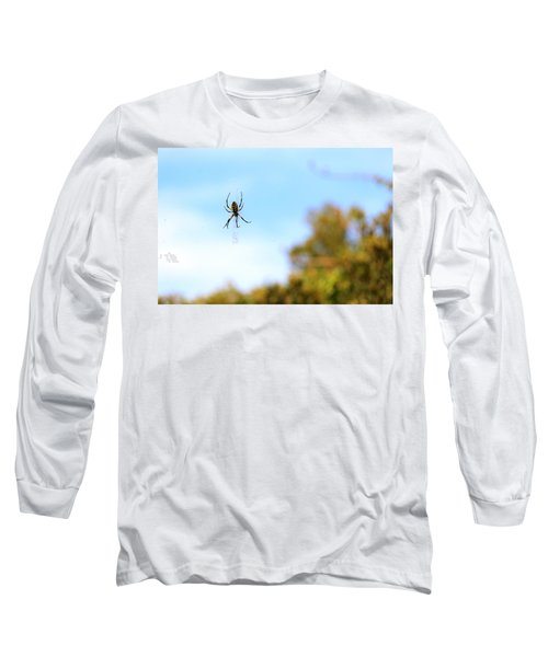 Suspended Spider Long Sleeve T-Shirt