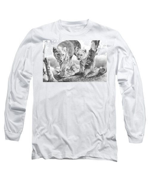 Suspicious Minds Long Sleeve T-Shirt