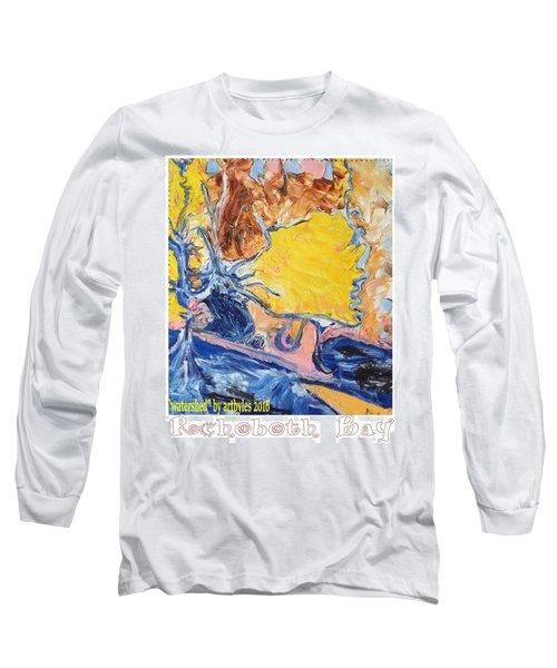 Sussex Waterways  Long Sleeve T-Shirt