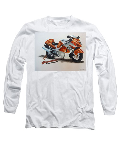 Suzuki Hayabusa Long Sleeve T-Shirt