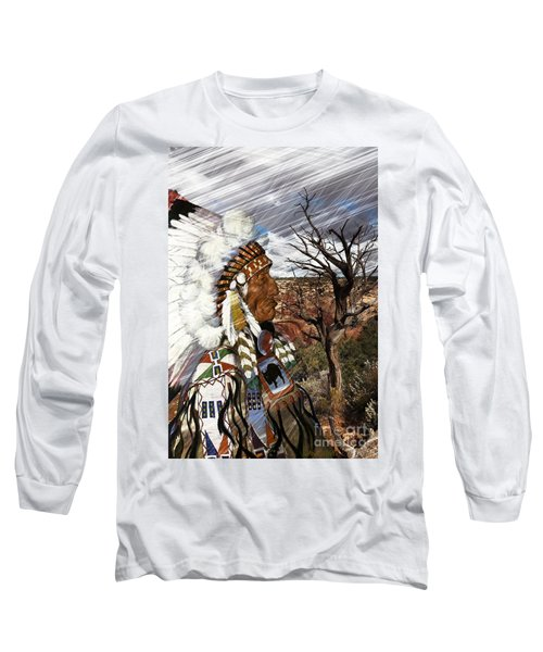 Sw Indian Long Sleeve T-Shirt
