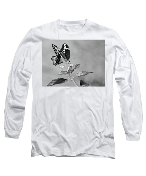 Swallowtail Long Sleeve T-Shirt