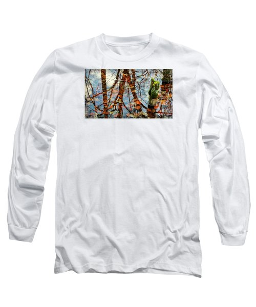 Swamp Reflections Long Sleeve T-Shirt
