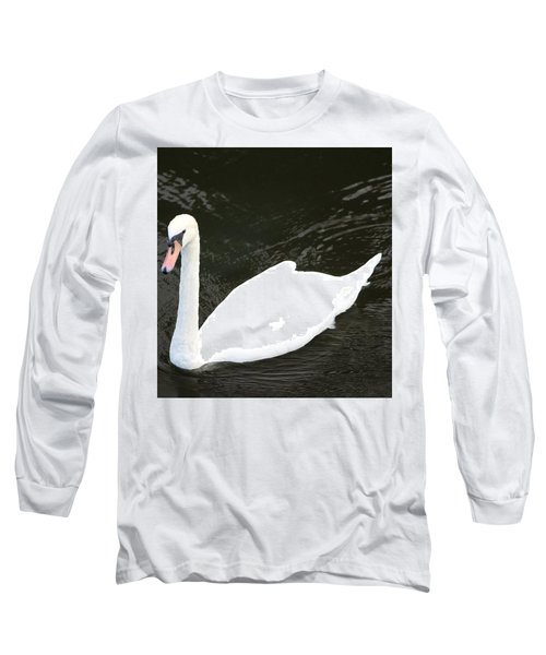 Swan Long Sleeve T-Shirt