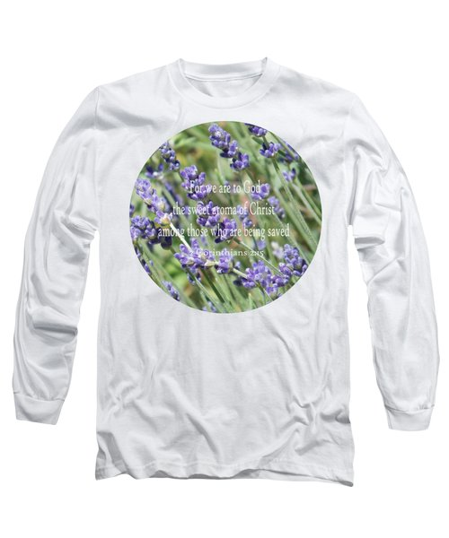 Sweet - Verse Long Sleeve T-Shirt