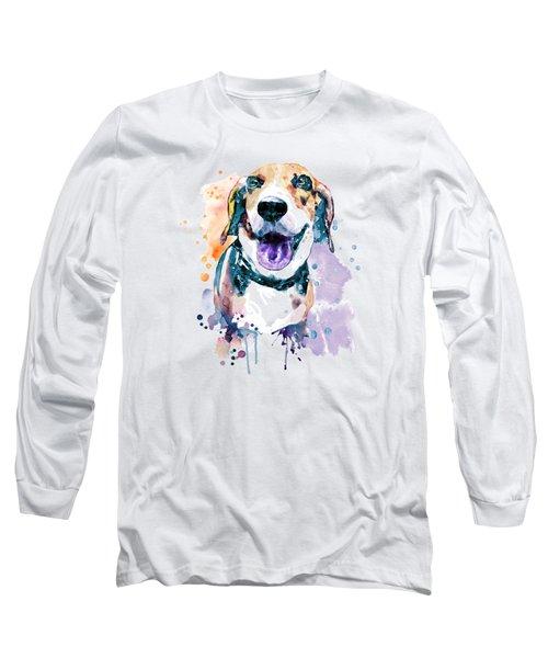 Sweet Beagle Long Sleeve T-Shirt