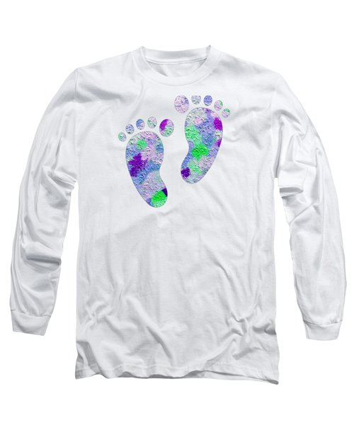 Sweet Feet Long Sleeve T-Shirt