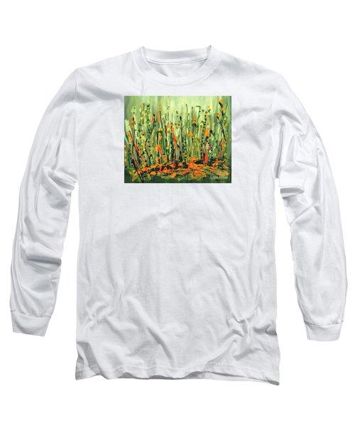 Sweet Jammin' Peas Long Sleeve T-Shirt