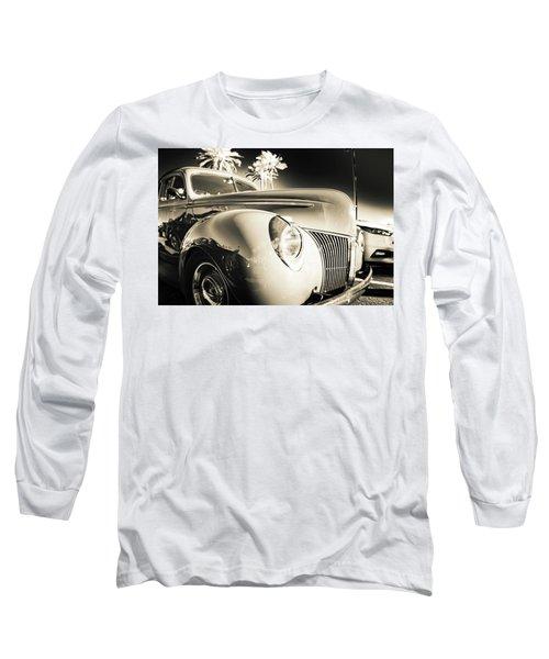 Sweet Sepia Long Sleeve T-Shirt