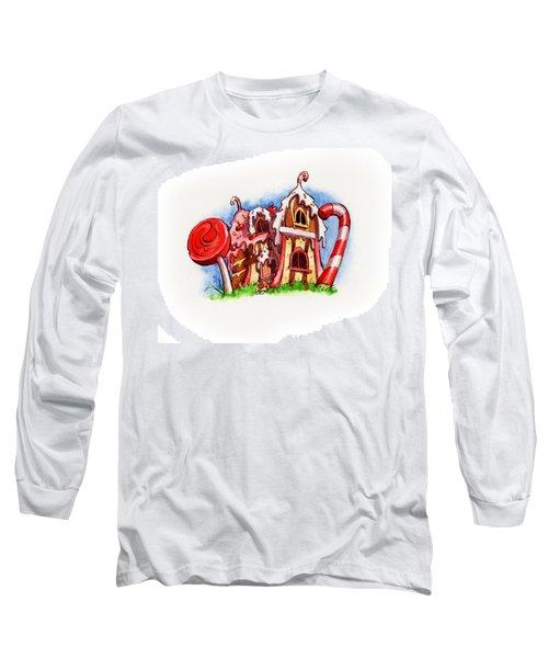 Sweety House Long Sleeve T-Shirt