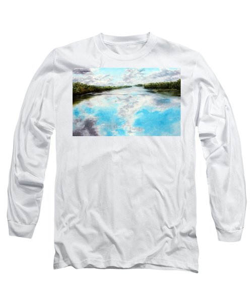 Swept Away Long Sleeve T-Shirt