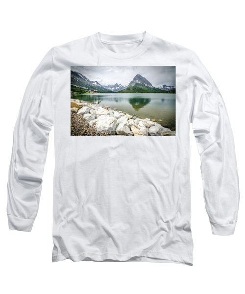 Swiftcurrent Lake Long Sleeve T-Shirt