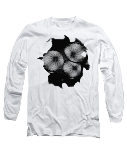Swirly 1 Long Sleeve T-Shirt