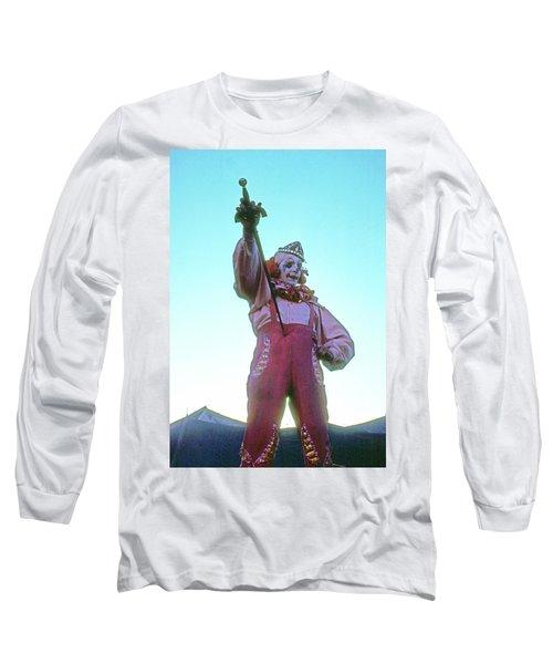 Sword Swallower Long Sleeve T-Shirt
