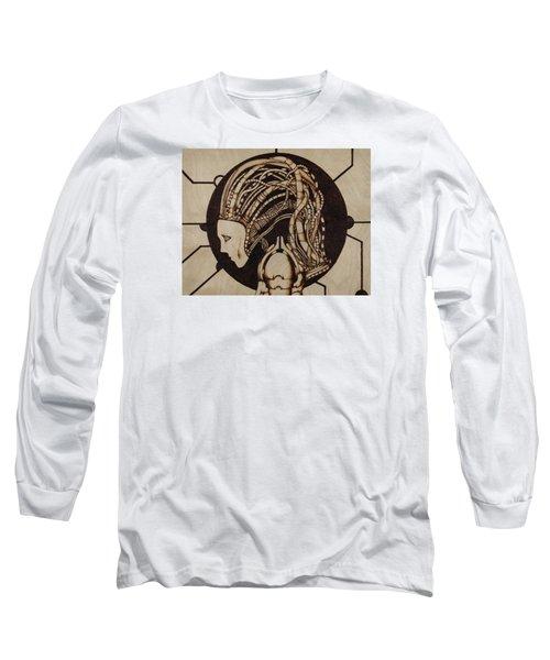 Synth Long Sleeve T-Shirt by Jeff DOttavio
