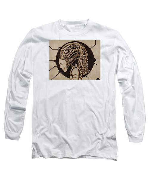 Synth Long Sleeve T-Shirt