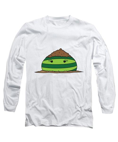 T H E . E L E M E L O N S ______________ E A R T H M E L O N Long Sleeve T-Shirt