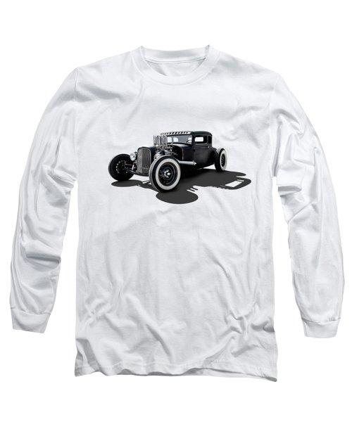 T Rex Long Sleeve T-Shirt by Douglas Pittman