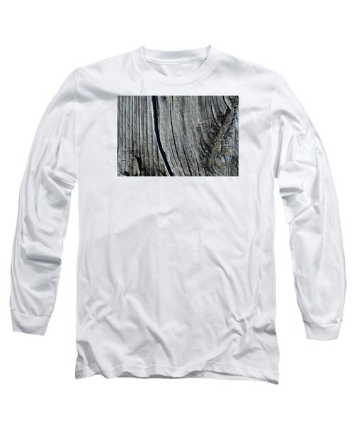 Long Sleeve T-Shirt featuring the photograph Table Top  by Lyle Crump