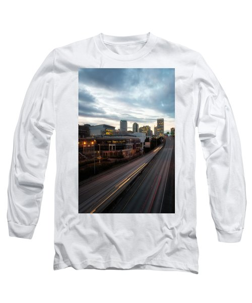 Tacoma Exit Here Long Sleeve T-Shirt