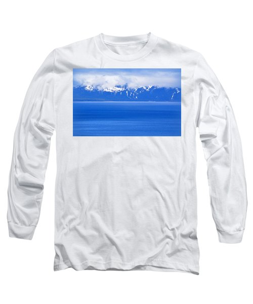 Tahoe Blue Long Sleeve T-Shirt
