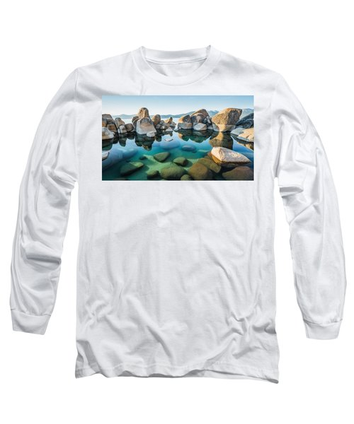 Tahoe Reflections Long Sleeve T-Shirt