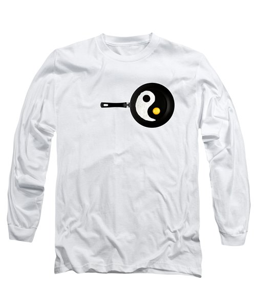 Taijitu Long Sleeve T-Shirt