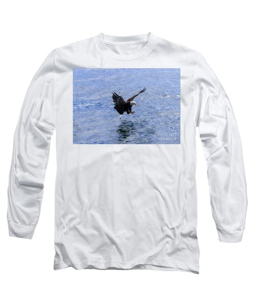 Tail Landing Long Sleeve T-Shirt