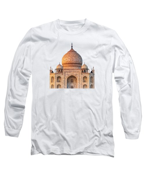 Taj Mahal T Long Sleeve T-Shirt