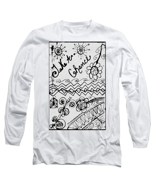 Take A Chance Long Sleeve T-Shirt