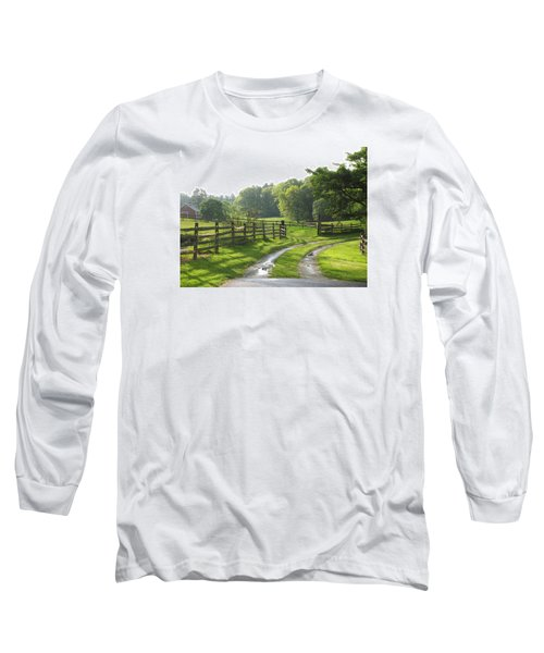 Take A Walk Long Sleeve T-Shirt