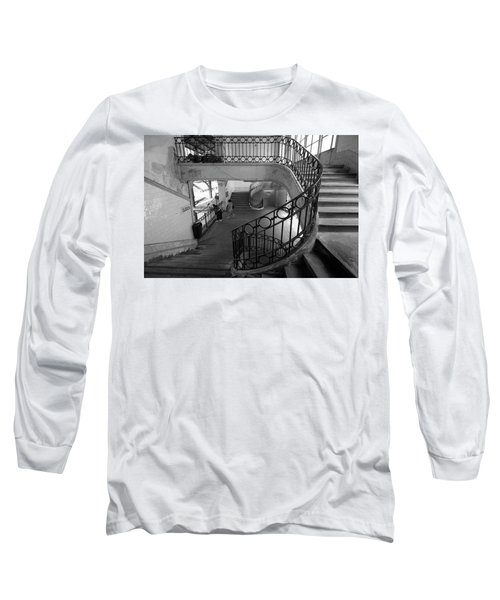 Taking A Photo Inside A Photo Long Sleeve T-Shirt