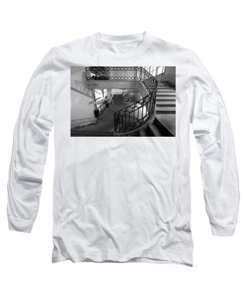 Taking A Photo Inside A Photo Long Sleeve T-Shirt