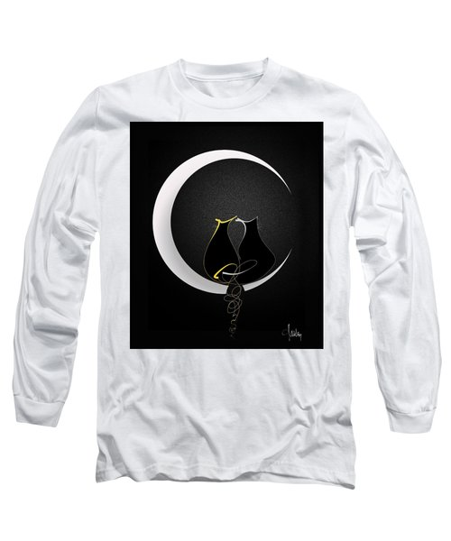 Talleycats - Moonglow Long Sleeve T-Shirt