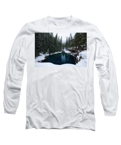 Tamolitch Pool Long Sleeve T-Shirt