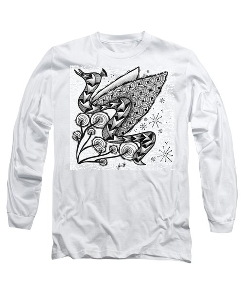 Tangled Serpent Long Sleeve T-Shirt