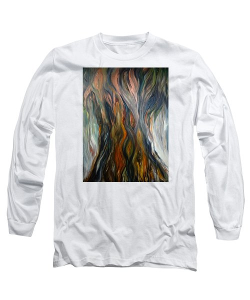 Taotaomo'na Tree Long Sleeve T-Shirt