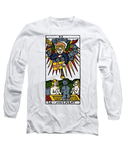 Tarot Card Judgement Long Sleeve T-Shirt