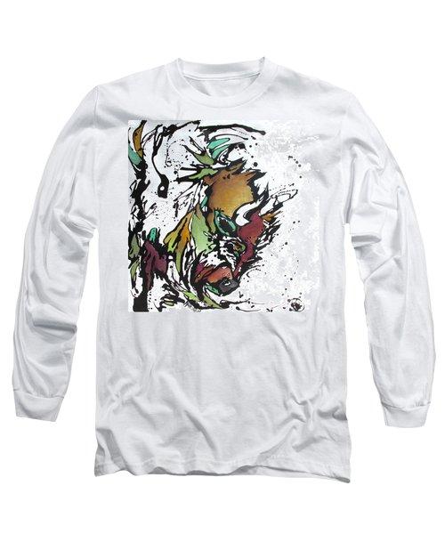 Tatonka Tt Long Sleeve T-Shirt by Nicole Gaitan