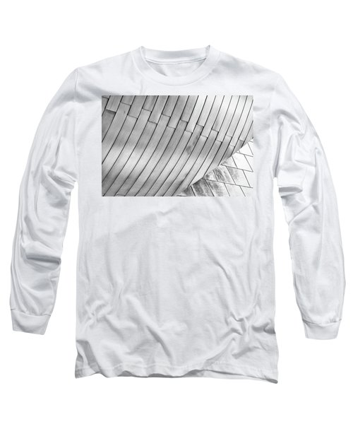 Taubman Museum Abstract Long Sleeve T-Shirt