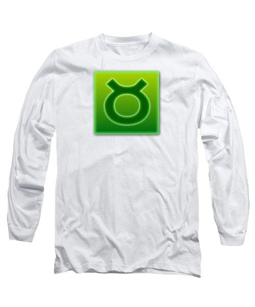 Taurus April 19 - May 20 Long Sleeve T-Shirt